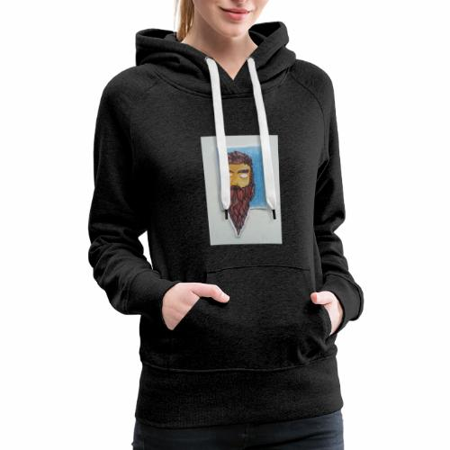 Timber man growing - Women's Premium Hoodie