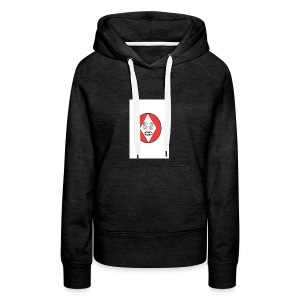 Red white reccklezz exchange - Women's Premium Hoodie