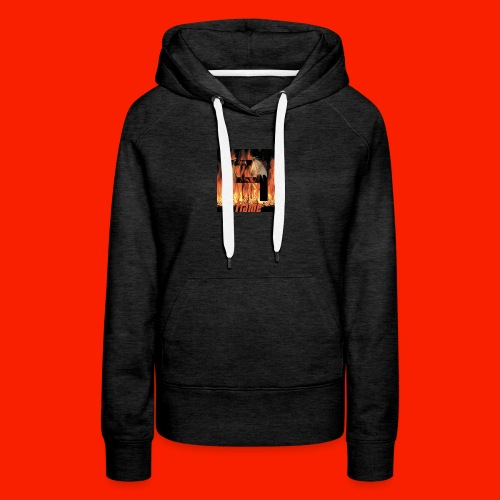 FAJ Flame Merch - Women's Premium Hoodie
