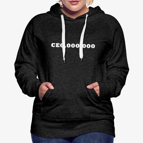 CE0 Hoodie's - Women's Premium Hoodie