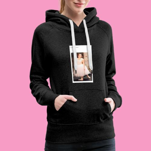 Caffiene is life - Women's Premium Hoodie