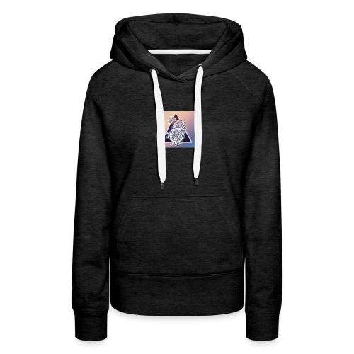 Rose Triangle - Women's Premium Hoodie