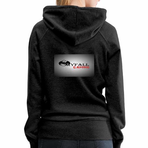 skyfal gaming 32 - Women's Premium Hoodie