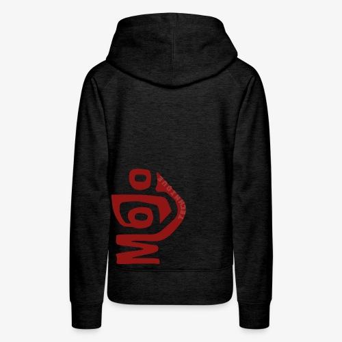 MojoLightRed - Women's Premium Hoodie