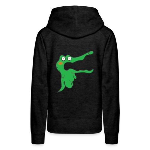 Alligator - Women's Premium Hoodie