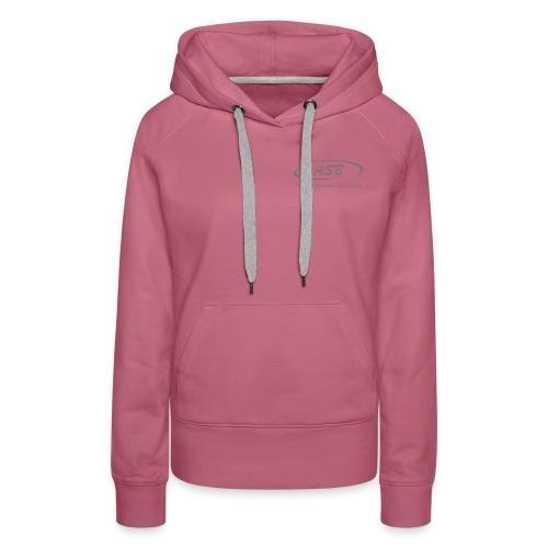 SmallLogoBW initials - Women's Premium Hoodie