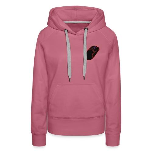 Mouse Logo - Women's Premium Hoodie