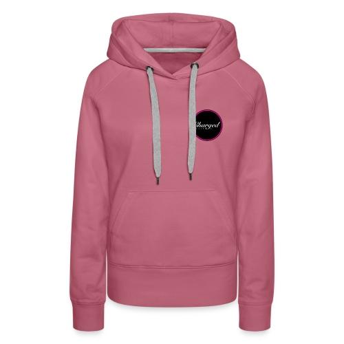 womens badge hoodie - Women's Premium Hoodie