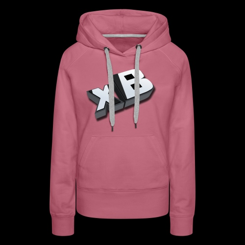xB Logo - Women's Premium Hoodie