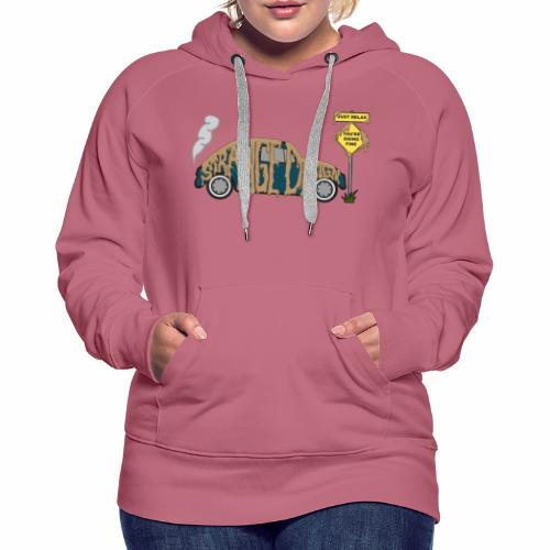 Strange Design - Women's Premium Hoodie