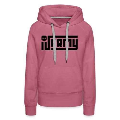 iJustine - iJ Army Logo - Women's Premium Hoodie