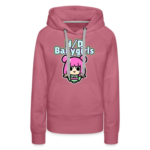 Babygirl team Shop - Women's Premium Hoodie