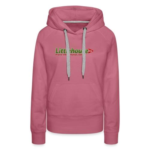 Littlehouse Logo - Women's Premium Hoodie