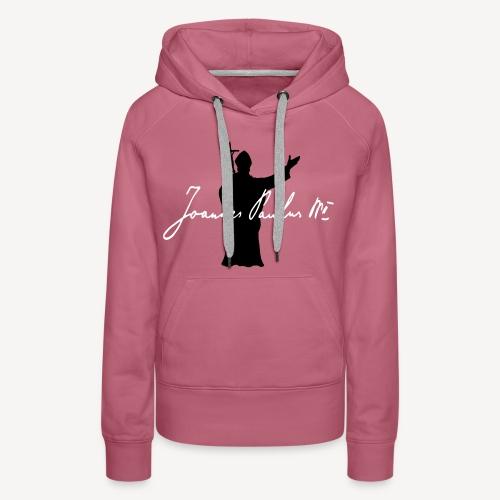 Joannes Paulus II - Women's Premium Hoodie