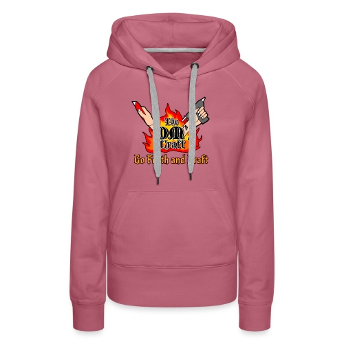 The Dm's Craft - Women's Premium Hoodie