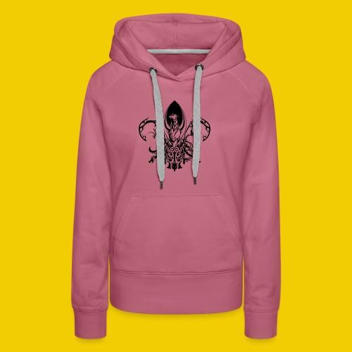 Spirit Dragon - Women's Premium Hoodie