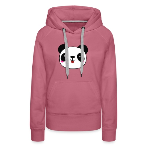 Panda T-Shirts and Hoodies for Men and Women - Women's Premium Hoodie