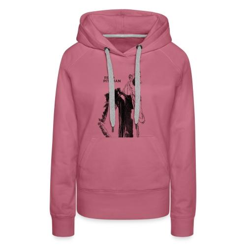 Reed Pittman Silhouette Sweatshirt - Women's Premium Hoodie
