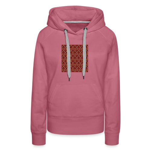 The Shining pattern - Women's Premium Hoodie