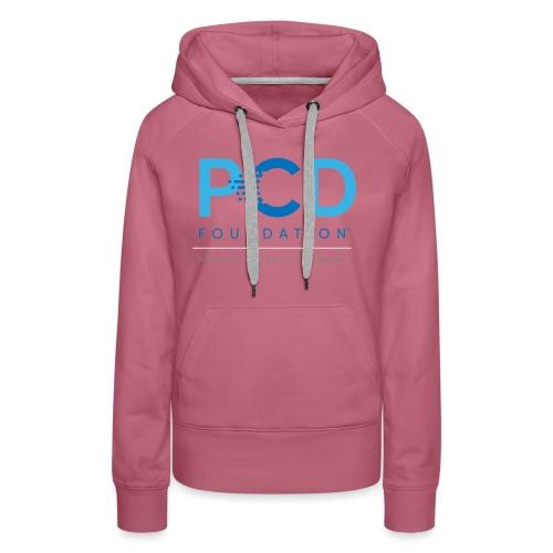 PCD Logo 2 20 20 - Women's Premium Hoodie