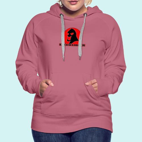 Executioner logo - Women's Premium Hoodie