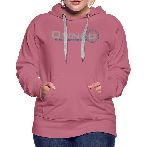Owned Clothing - Women's Premium Hoodie