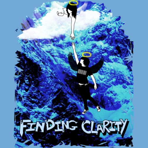 Norman Rocks Well - distressed - in white - Women's Longer Length Fitted Tank