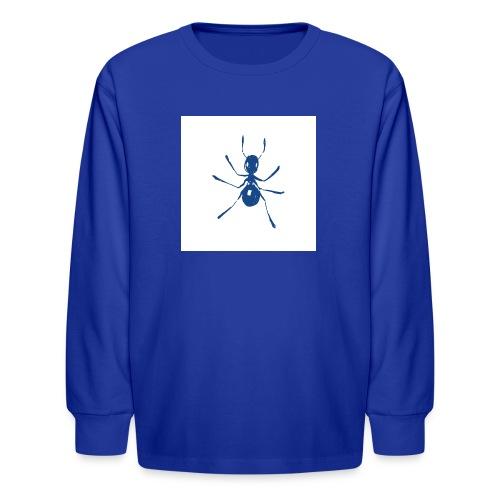 Rock strok - Kids' Long Sleeve T-Shirt