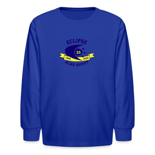 Special 25th Anniversary Gear - Kids' Long Sleeve T-Shirt