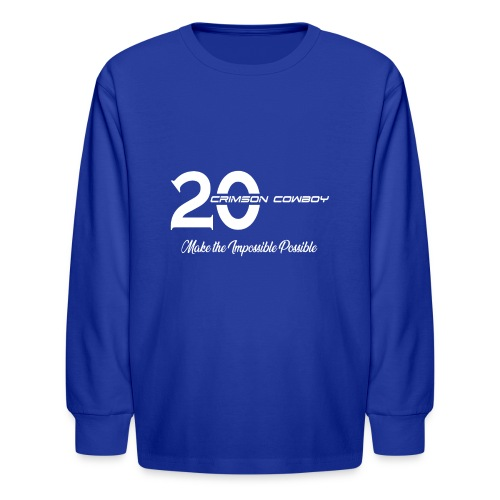 Sherman Williams Signature Products - Kids' Long Sleeve T-Shirt