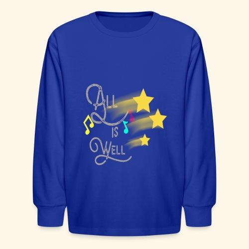 greyalliswell - Kids' Long Sleeve T-Shirt