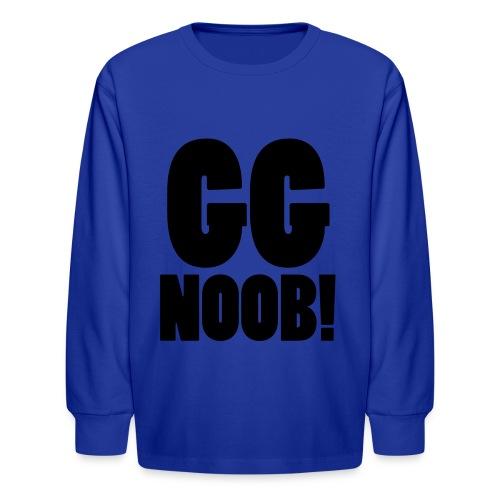 GG Noob - Kids' Long Sleeve T-Shirt