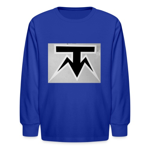 TMoney - Kids' Long Sleeve T-Shirt