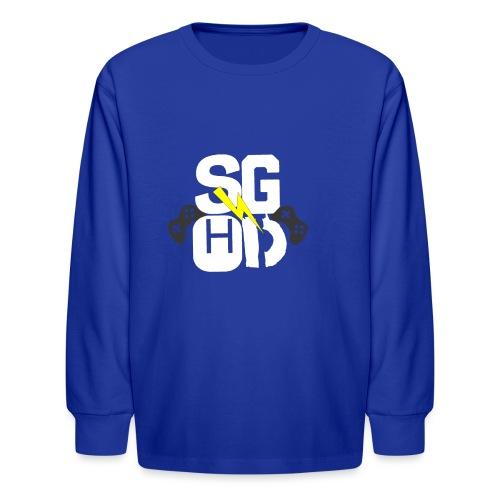 IMG_0350 - Kids' Long Sleeve T-Shirt