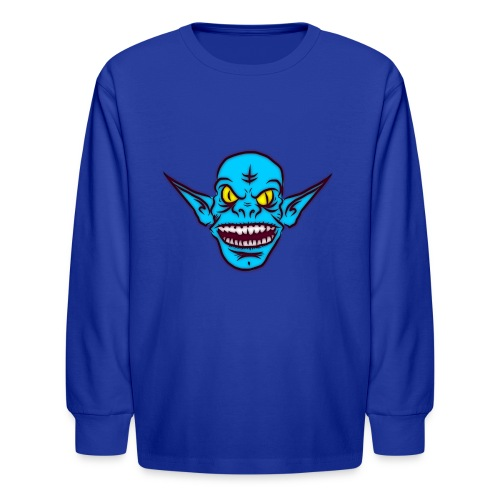 Troll - Kids' Long Sleeve T-Shirt