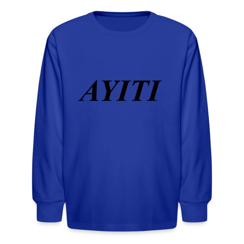AYITI - T-shirts - Kids' Long Sleeve T-Shirt