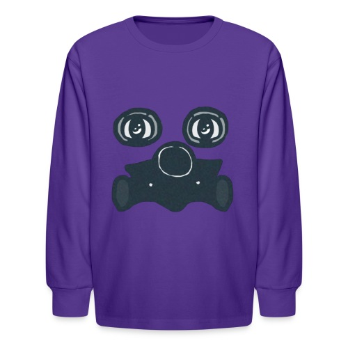 Toxic - Kids' Long Sleeve T-Shirt