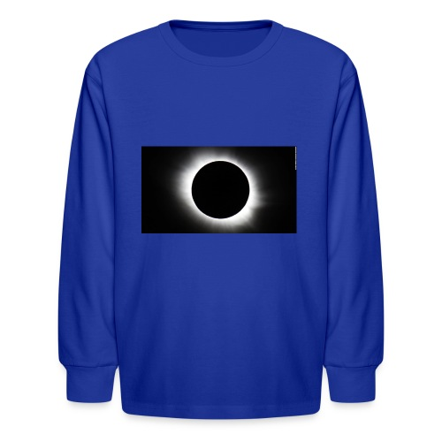 Solar - Kids' Long Sleeve T-Shirt