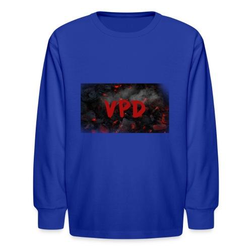 VPD Smoke - Kids' Long Sleeve T-Shirt