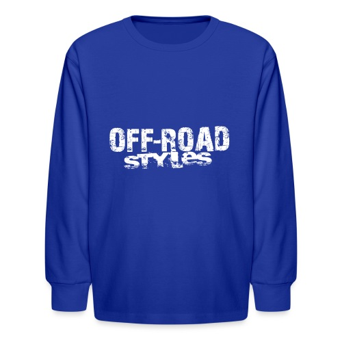 Lifted 4x4 Ford Truck Baby & Toddler Shirts - Kids' Long Sleeve T-Shirt