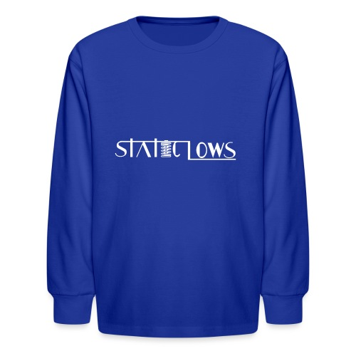 Staticlows - Kids' Long Sleeve T-Shirt