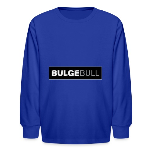 BULGEBULL TAGG - Kids' Long Sleeve T-Shirt