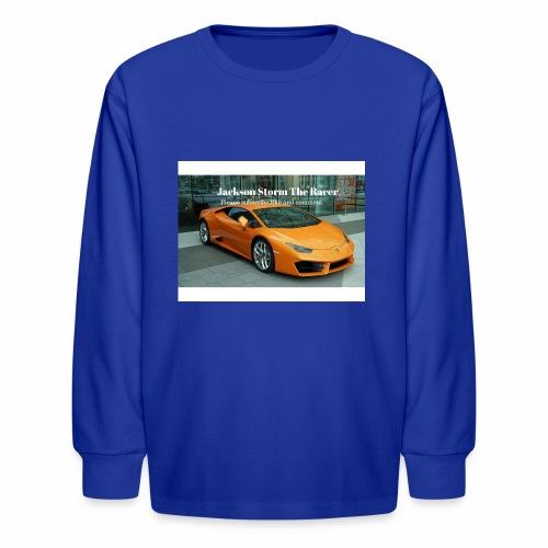 The jackson merch - Kids' Long Sleeve T-Shirt