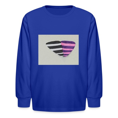 Jordayne Morris - Kids' Long Sleeve T-Shirt
