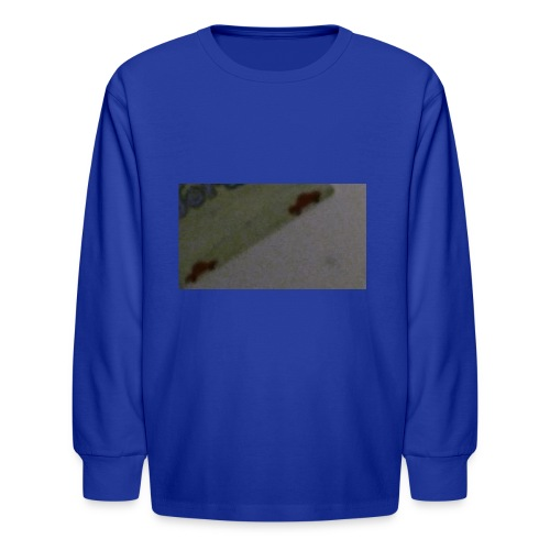 1523960171640524508987 - Kids' Long Sleeve T-Shirt