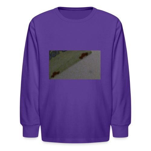 1523960171640524508987 - Kids' Long Sleeve T-Shirt