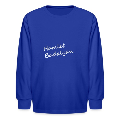 HB - Kids' Long Sleeve T-Shirt