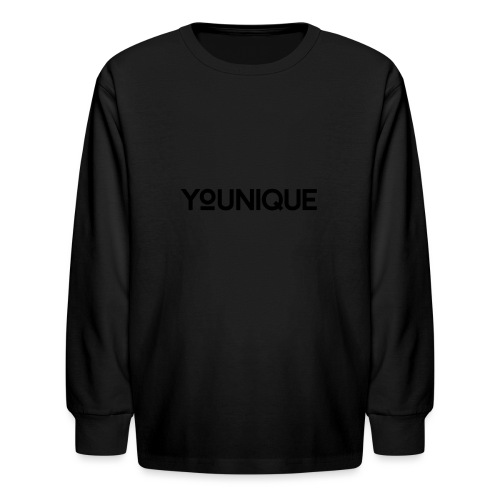 Uniquely You - Kids' Long Sleeve T-Shirt