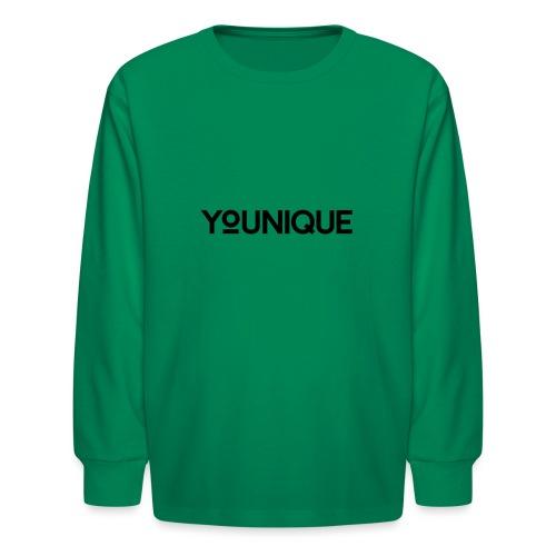 Uniquely You - Kids' Long Sleeve T-Shirt