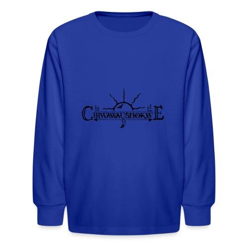 Chiwawausmokwe - 7thGen - Kids' Long Sleeve T-Shirt